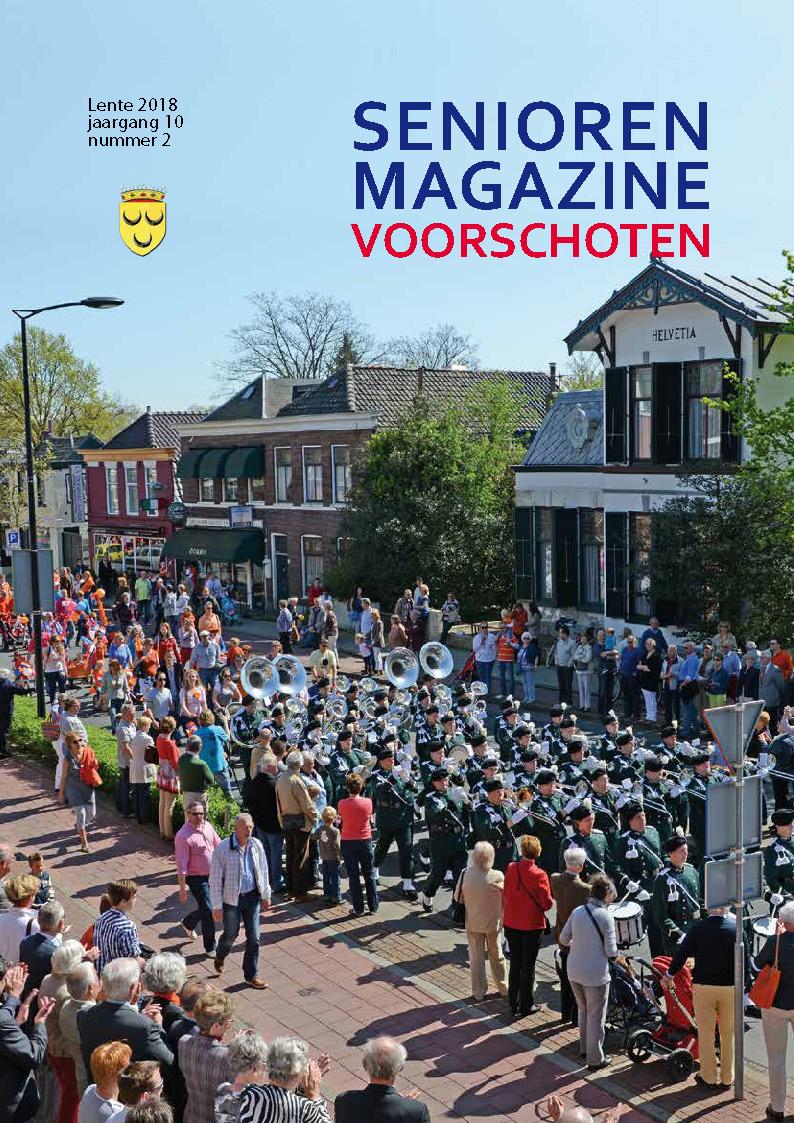 Seniorenmagazine Voorschoten digitaal